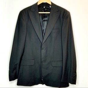 Zara man black blazer / suit jacket